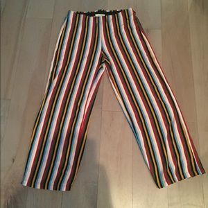 Urban Outfitters stripped pants